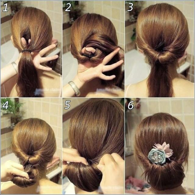 Hairstyles Step By Step hairstyles step by step screenshot Hairstyles Step By Step Screenshot