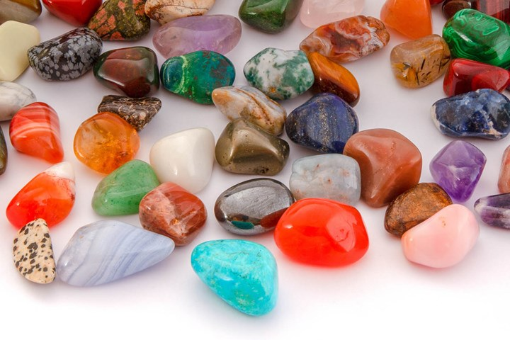The Complete Practitioner's Guide On Healing Crystals