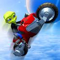 Bike Future Race Alien World by Kaufcom icon
