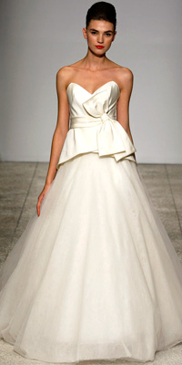Allure Bridal Gowns 2010