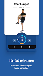 Fitify Workout Routines & Training Plans 1.5.5 Unlocked 2