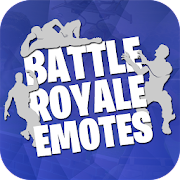 BATTLE ROYALE EMOTES icon