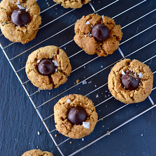 Perfect Peanut Butter Blossoms