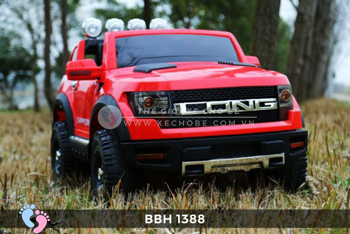 xe o to dien cho be Ford Ranger BBH-1388 9
