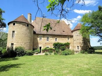 château à Decize (58)