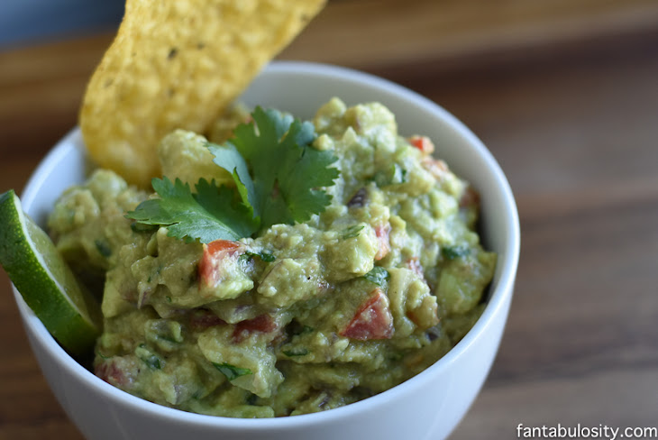 The BEST Guacamole Recipe | Yummly