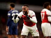 Sanction revue pour Alexandre Lacazette d'Arsenal !