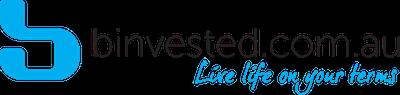 Binvested logo
