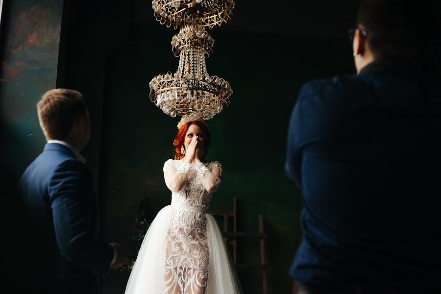 Fotógrafo de casamento Sergey Kurzanov (kurzanov). Foto de 17.11.2016