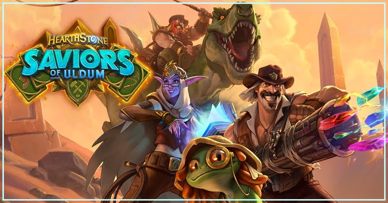 Hearthstone Saviors of Uldum ภัยร้ายจาก E.V.I.L.