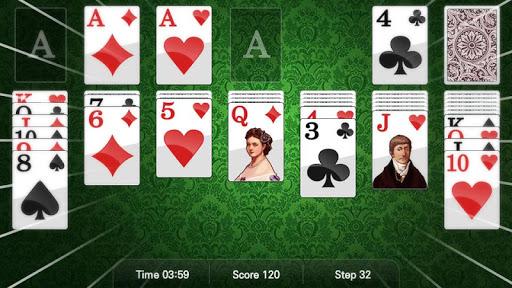 玩免費紙牌APP|下載솔리테어 클래식 app不用錢|硬是要APP