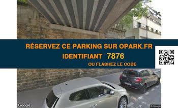 parking à Paris 12ème (75)