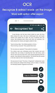 Fast Scan: Free Document Scanner HD, PDF Scanning
