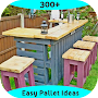 300+ Ideas for Simple Pallets APK icon