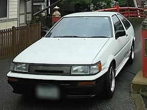 カローラレビン AE86 1986年式  GTV のカスタム事例画像 げれげれさんの2018年06月20日17:17の投稿