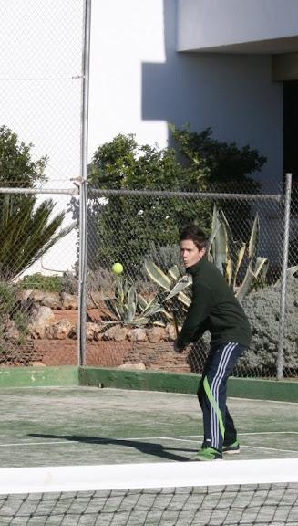Javier Mompó Tenis