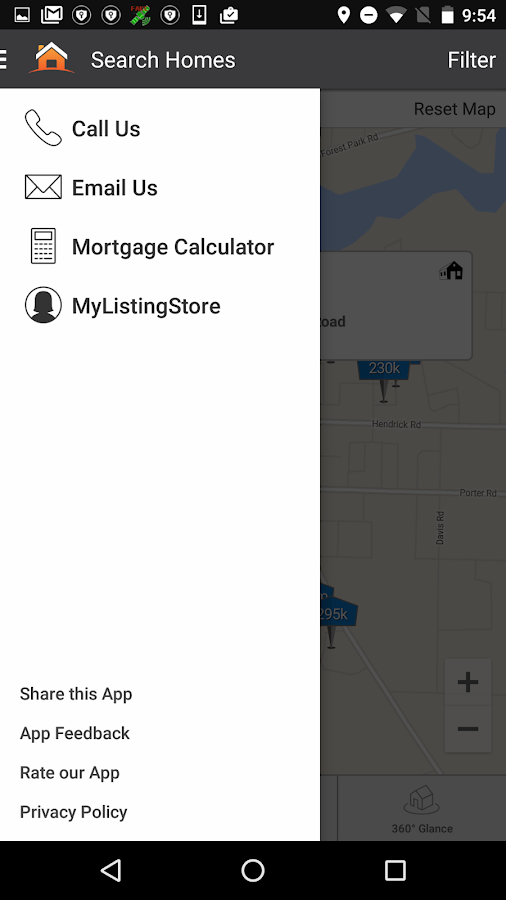 West Michigan MLS Home Search- screenshot