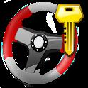 MPG Calculator Unlocker Key icon