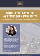 Three Step Guide To Getting Book Publicity