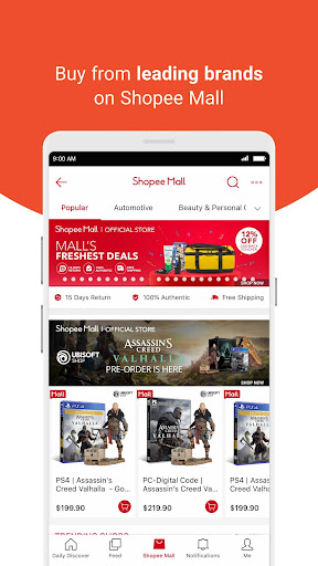 Shopee: #1 Online Platform 2.59.11 screenshots 5