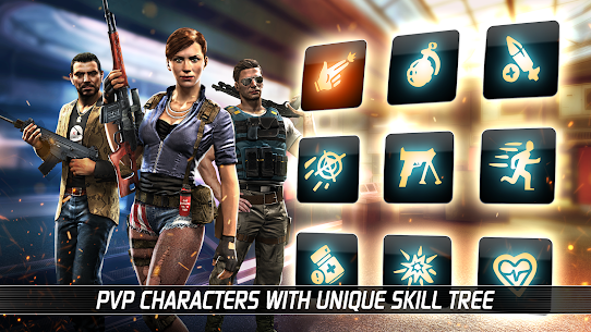 UNKILLED MOD APK+DATA (Unlimited Ammo) 6