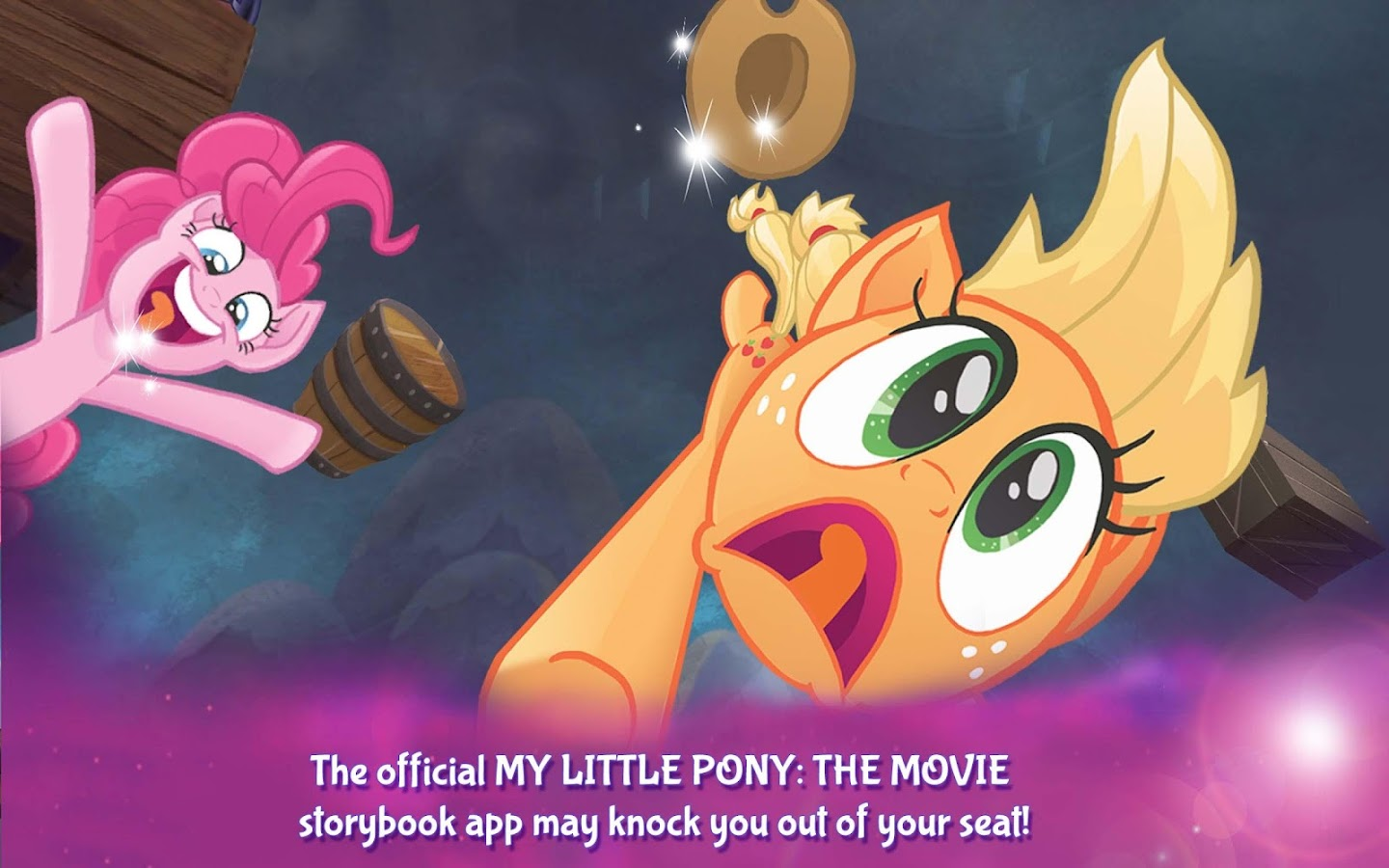 My Little Pony: The Movie- screenshot