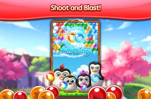 Bubble Penguin Friends apkpoly screenshots 21
