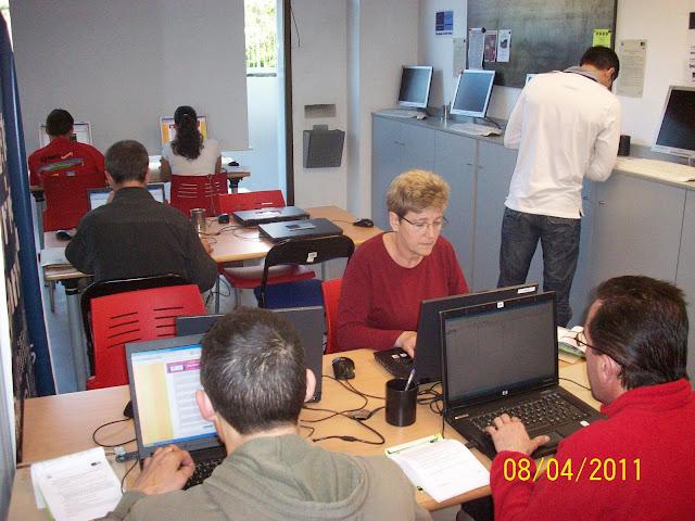 Formació presencial, Curs TIC (25)