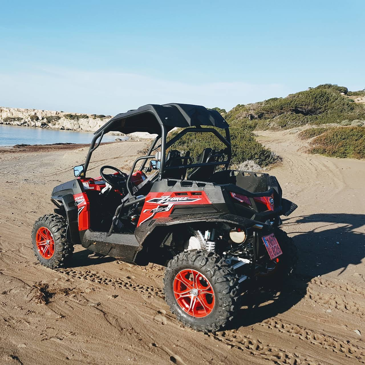 Ippos Brothers Motorcycle Rentals - Quad bikes, scooters ,buggys and