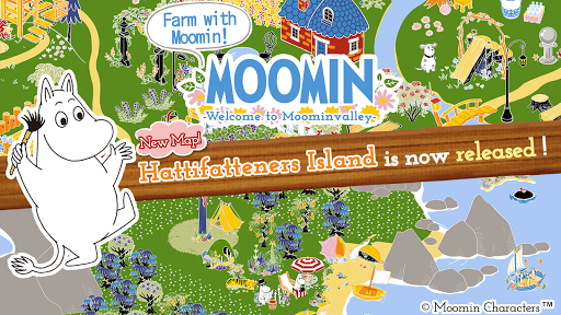 MOOMIN Welcome to Moominvalley 5.14.0 screenshots 6