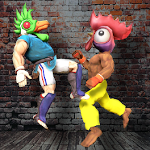 Rooster Fighting Game: Kung Fu Farm Battle Download on Windows