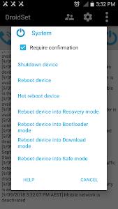 DroidSet Pro 2.8 (Paid)
