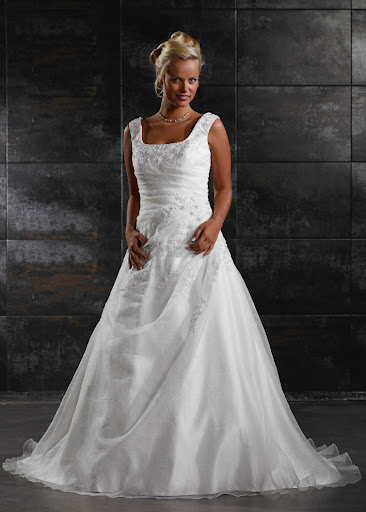 Bridal Gowns ; Surprisingly White