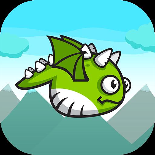 綠龍的冒險 街機 App LOGO-硬是要APP