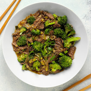 Chinese Shredded Beef and Broccoli (Whole30).
