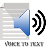 S2T: Speech to Text - Text to Voice