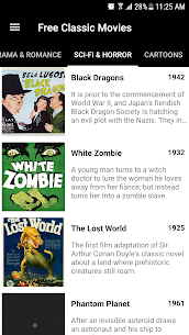 Free Classic Movies – Watch movies online free App Download For Android 7
