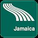Jamaica Map offline