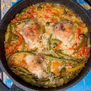 Chicken and Green Bean Stew Recipe