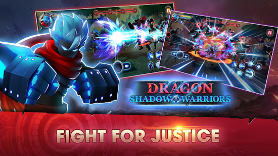 Dragon Shadow Warriors: Last Stickman Fight Legend 7