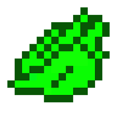 mörkgrön