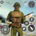 Wicked Guns of world war: WW Shooting Games icon