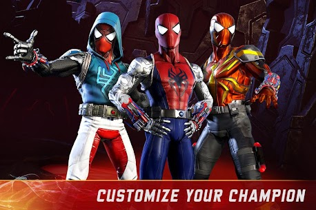 Marvel Realm of Champions Apk Mod [Unlimited Coins/Gems] 6