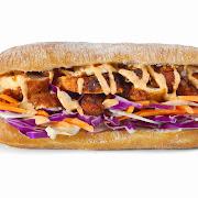 Spicy Crumbed Chicken Sandwich