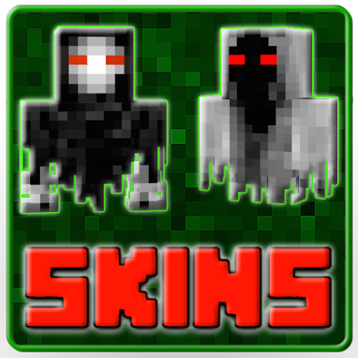 Ghost Skins for Minecraft PE 書籍 App LOGO-APP開箱王