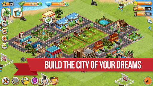 Village City - Island Sim: Build Virtual Town Game  screenshots 2