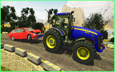 Heavy Duty Tractor Pull: Tractor Towing Games APK screenshot thumbnail 1