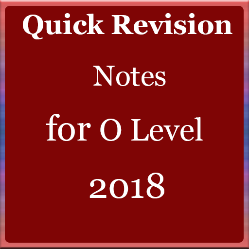 Quick Revision Notes for O Level - Apps on Google Play