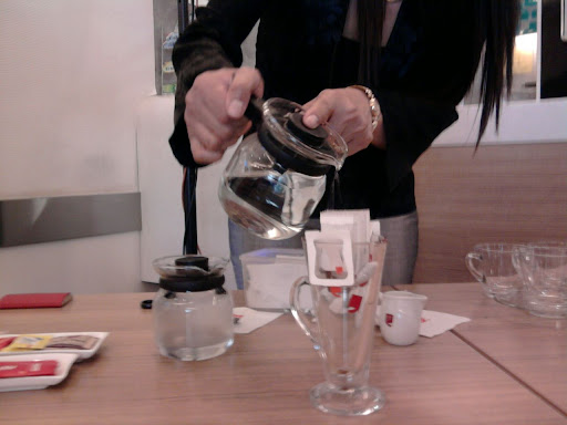 Pourover Caffeine Indulgence – Café Coffee Day Lounge Review