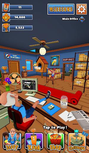 Grandpau2019s Parcel Rangers - 3D Running Game apkdebit screenshots 11